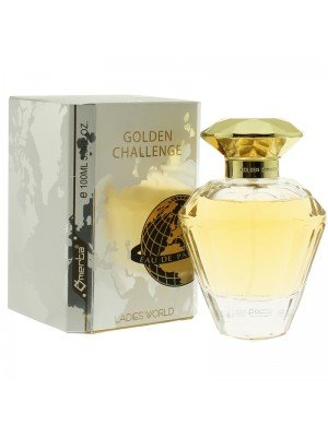 Omerta Ladies Perfume - Golden Challenge