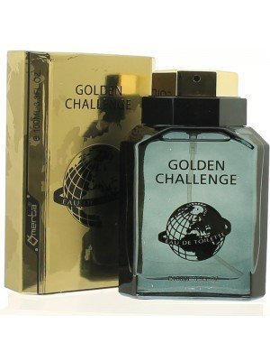 Omerta Men's Perfume - Golden Challenge