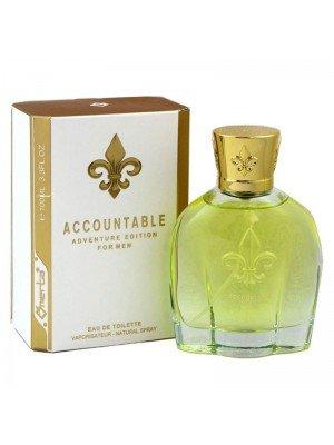 Wholesale Omerta Mens Perfume - Accountable Adventure Edition