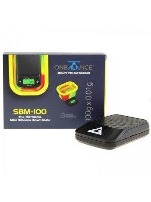 Wholesale On Balance Mini Silicone Bowl Scale - SBM 100 (100g x 0.01g)