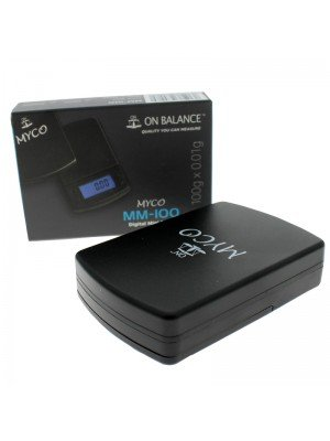 On Balance Myco MM-100 Digital Pocket Scale (100g x 0.01g)