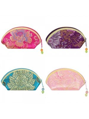 Wholesale Oriental Coin Purse - Assorted Designs