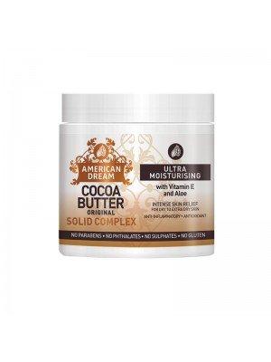 Wholesale American Dream Cocoa Butter Ultra Moisturising Solid Complex - Original (2 oz)