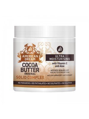 Wholesale American Dream Cocoa Butter Ultra Moisturising Solid Complex - Original (4 oz)
