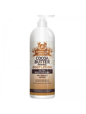 Wholesale American Dream Cocoa Butter Ultra Moisturising Body Lotion - Original (473 ml)
