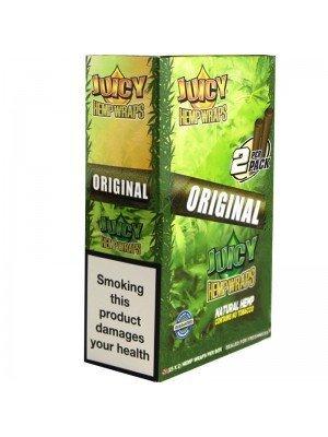 Wholesale Juicy Jay's Double Hemp Wraps - Original