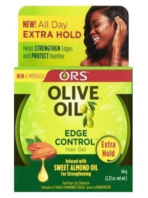 Wholesale ORS Olive Oil Edge Control Hair Gel - Extra Hold (64 g)