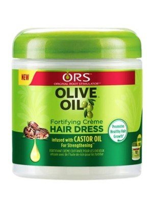 Wholesale ORS Olive Oil Fortifying Creme Hairdress Jar - (227 g)