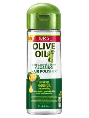 Wholesale ORS Olive Oil Frizz Control & Shine Glossing Hair Polisher - (177 ml)