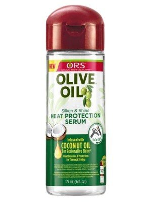 Wholesale ORS Olive Oil Silken & Shine Heat Protection Serum - (177 ml)