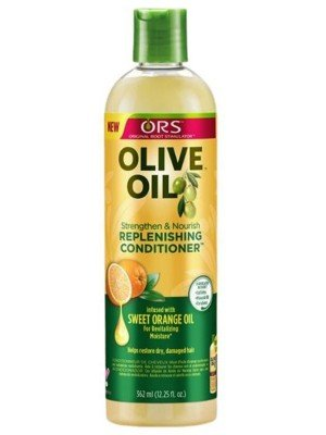 Wholesale ORS Olive Oil Strengthen & Nourish Replenishing Conditioner  - (362 ml)