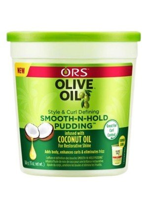 Wholesale ORS Olive Oil Style & Curl Defining Smooth-n-Hold Pudding - (368 g)