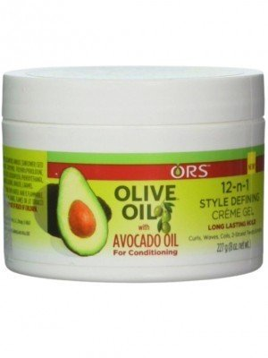 Wholesale ORS Olive Oil 12-In-1 Style Defining Creme Gel With Avocado Oil