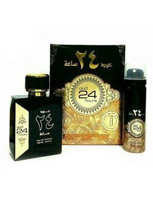 Wholesale Oud 24 Hours by Ard Al Zafraan Eau de Parfum - 100ml