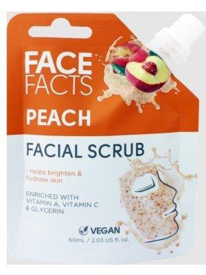 Face Facts Facial Scrub - Peach
