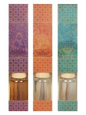 Wholesale Pack of 3 Buddha Reed Diffuser