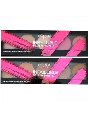 Wholesale Loreal Paris Infaillible Blush Palette-10g
