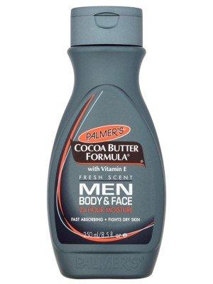 Palmer's Cocoa Butter Formula With Vitamin E Mens Body & Face Lotion-250ml