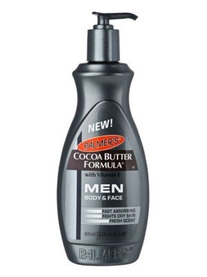 Palmer's Cocoa Butter Formula With Vitamin E Mens Pumping Body & Face Lotion-400ml