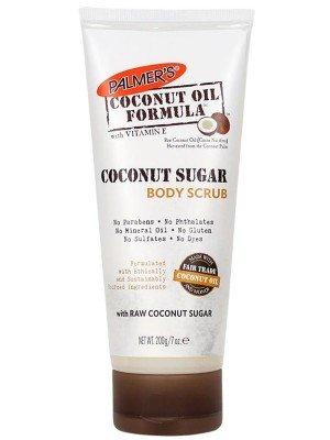 Palmer's Coconut Oil Formula - Coconut Sugar Body Scrub (200g)