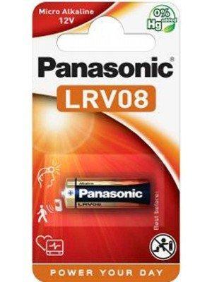 Wholesale Panasonic Alkaline Cell Power Batteries - LRV08 (12 V)