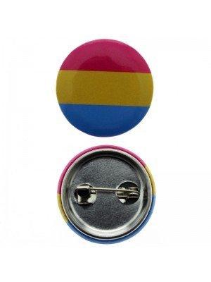 Wholesale Pansexual Colours Badges