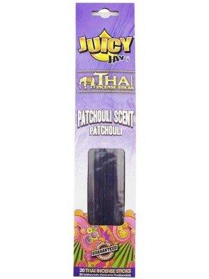 Wholesale Juicy Jay's Thai Incense Sticks - Patchouli Scent