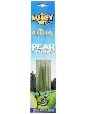 Wholesale Juicy Jay's Thai Incense Sticks - Pear Poire