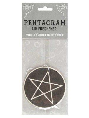 Wholesale Pentagram Vanilla Scented Air Freshener