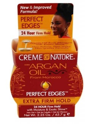 Wholesale Creme Of Nature Argan Oil Perfect Edges -Extra Firm Hold 63.7g