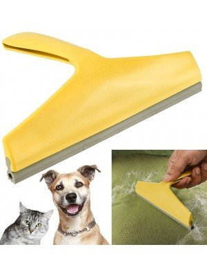 Pet Hair Remover With Rubber Blade