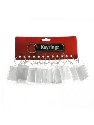 Picture Frame Keyring - 5.5cm
