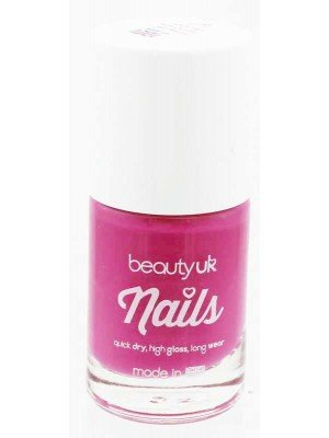 Wholesale Beauty Uk Nail Varnish Nail Polish-9ml(Pink Pop)-16