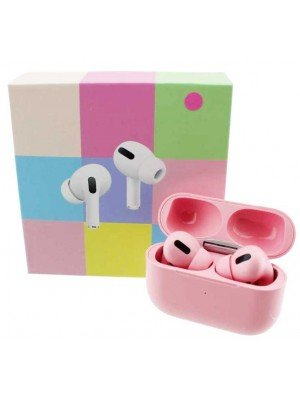 Wholesale Earbuds With Charging Case - Pink
