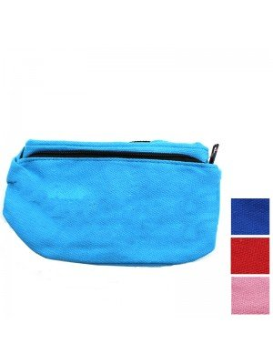 Plain Bum Bag - Assorted Colours