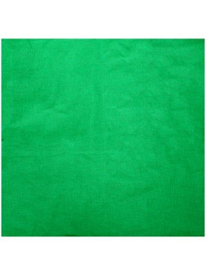 Plain Bandanas - Green
