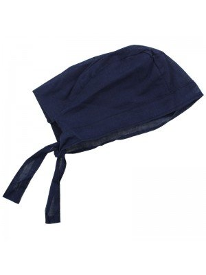 Plain Zandanas - Navy Blue