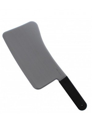 Plastic Butcher's Cleaver/ Knife