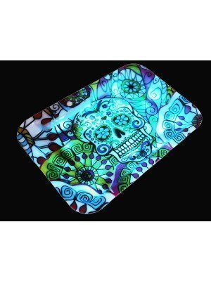 Wholesale Plastic LED Mini Glow In The Dark Light Up R-Tray