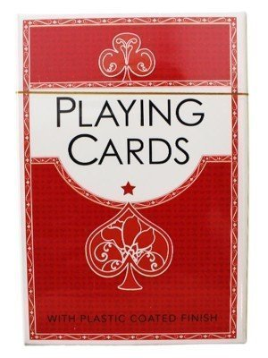 Wholesale Playing Cards With Plastic Coated Finish