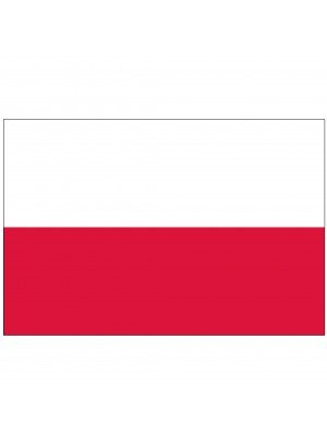 Poland Flag - 5ft x 3ft