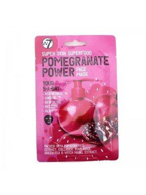w7 Super Skin Superfood Pomegranate Face Mask