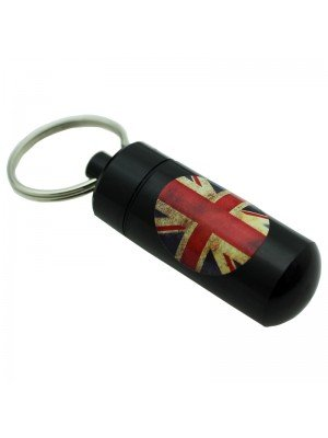 Portable-Metal-Ashtray-Keyrings-Assorted-Colours-Union-Jack-Design-81626