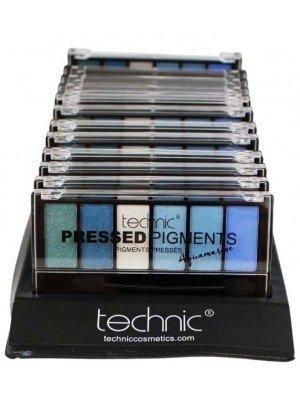Wholesale Technic Eyeshadow Pressed Pigment - Aquamarine
