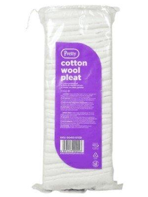 Pretty Cotton Wool Pleat - 50g