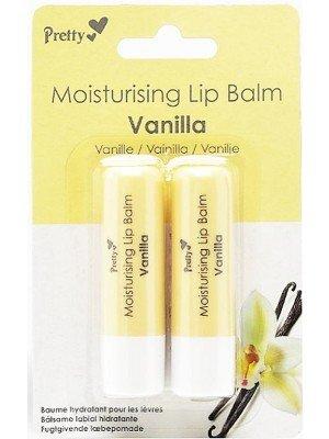 Wholesale Pretty Moisturizing Lip Balm - Vanilla