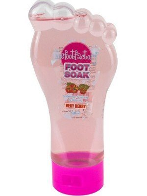 Wholesale Pretty The Foot Factory Foot Soak 180ml - Very Berry
