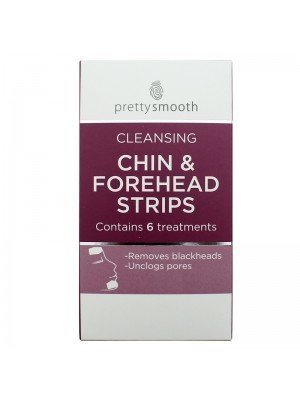 Pretty Smooth Cleansing Chin & Foreheads Strips