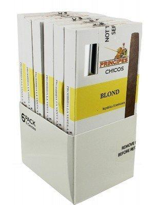 Principes Chicos Panatella Cigars - Blond (30 Cigars)