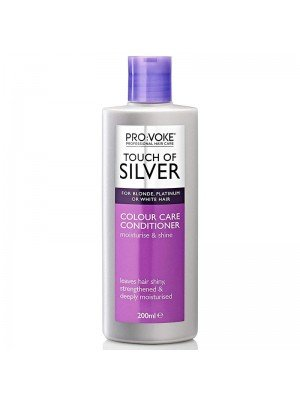 Wholesale ProVoke Touch Of Silver Colour Care Conditioner - 200ml